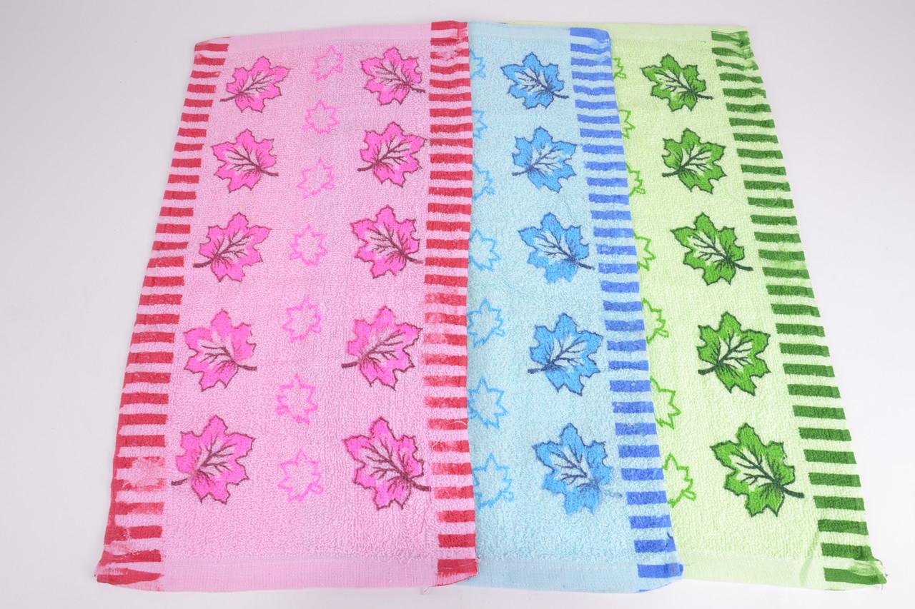 Махровое полотенце для кухни (Арт. MK07)