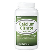 Calcium Citrate 1000 мг GNC, 180 капсул