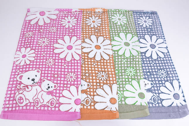 Махровое полотенце для кухни (MK09) | 20 шт., фото 2