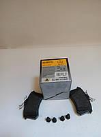 Колодки тормозные задние - ROADHOUSE 0226310