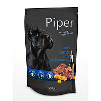 Dolina Noteci Piper 500гр*10шт - паучи для собак (разные вкусы)+Доставка бесплатно!