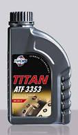Трансмиссионное масло для АКПП FUCHS TITAN ATF 3353 1L синтетика для BMW , Volkswagen , Mercedes , Ford , Opel