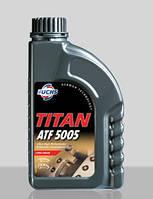 Трансмиссионное масло для АКПП FUCHS TITAN ATF 5005 1L синтетика для BMW , Volkswagen , Mercedes , Ford , Opel