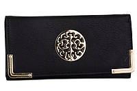 Стильный женский кошелек B8805 black