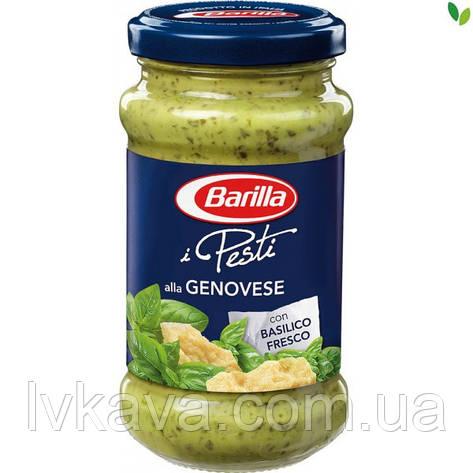 Соус Песто Barilla Pesto alla Genovese, 190 мл, фото 2