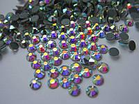 Термо-стразы Pellosa ss16 Crystal AB 1440шт (3,8-4,0мм)