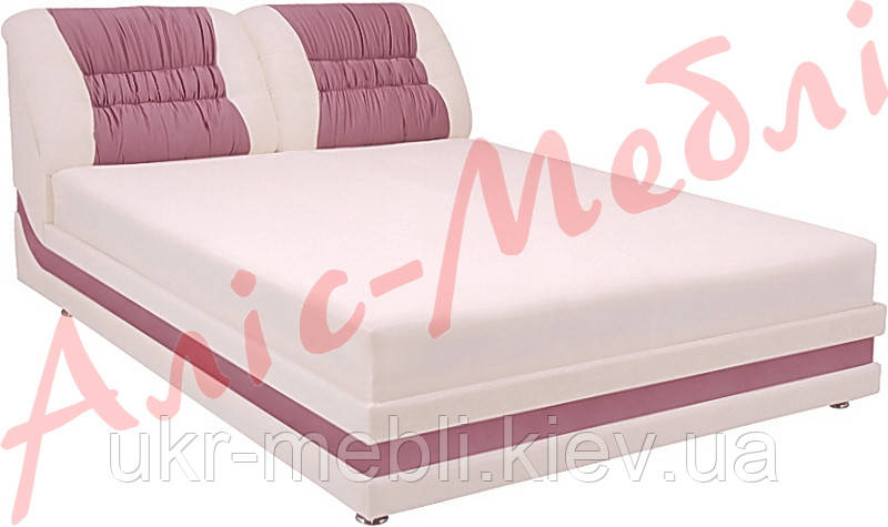 Кровать двуспальная Азалия 160х200, Алис-м