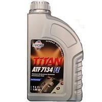Трансмиссионное масло для АКПП FUCHS TITAN ATF 7134 FE 1L синтетика для Mercedes-Benz