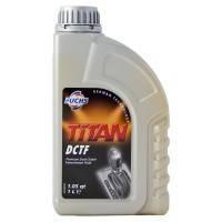 Трансмиссионное масло для АКПП FUCHS TITAN DCTF 1L синтетика для вариатора