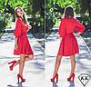 Красное платье 15868