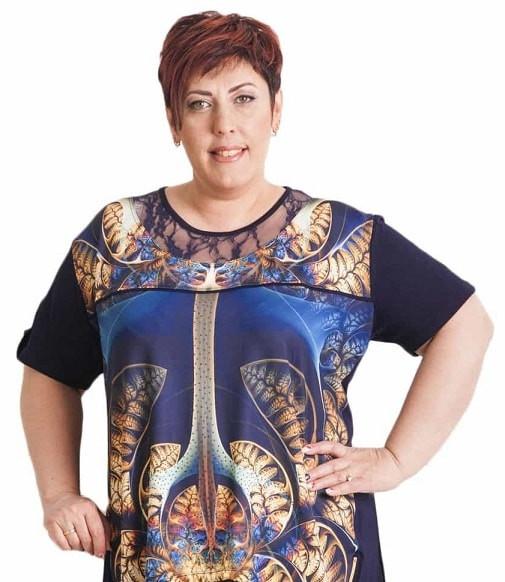 Женские туники большие размеры продажа в Украине