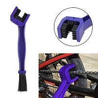 Щетка для чистки цепи велосипеда и мотоцикла