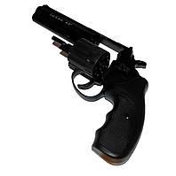 "Револьвер под патрон Флобера STALKER 4 мм 2,5"" (черная рукоятка)"