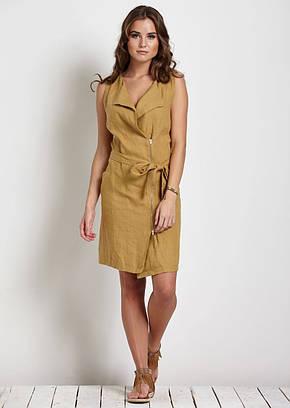 Платье женское Jimmy Key JK 2204064 LEONORA KTN CAMEL