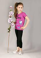 "Детский комплект ""Милашка Hello Kitty"" на 7-10 лет"