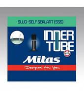 """Камера 24"""" x 1.50-2.10"""" (37/54x507) AV 35мм MITAS (RUBENA) Slug self sealant F07SF BSC 0,9 mm,гель, в короб"""