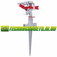 Дождеватель пульсирующий на костыле Intertool (Интертул) GE-0051