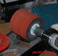 3М™ Cubitron™ 777F - Шлифовальная лента для надувного, саморазжимного барабана(бочонка) 76х272 мм, P40