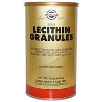 Solgar, Лецитин в гранулах, (454 г)