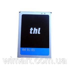 Аккумулятор для смартфона THL T200/T200C, 2500mAh BL-01