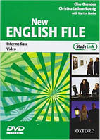 New English File Intermediate DVD (DVD диск к курсу)
