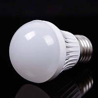 Лампа LED UKC LAMP 3 W, светодиодная лампочка, лампа в светильник, єнергосберигающая лампочка, лампочка е27 По