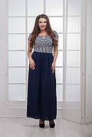 Платье, 03249 ЮА батал, фото 1