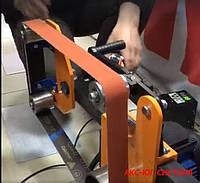 3М™ Cubitron™ 777F - Шлифовальная лента для гриндера 50x1500 мм, P80