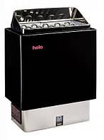Настенная электрокаменка Helo Cup 45D черная, электрокаменки для сауны
