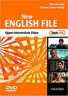 New English File Upper-Intermediate DVD (DVD диск к курсу)