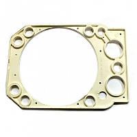 Прокладка головки блока ЕВРО армированная сталью, силикон белый (TM S.I.L.A.), 740.30-1003213 БС
