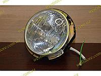 Фара Ваз 2103 2106 дальний свет (левая внутренняя) Н1 ОСВАР
