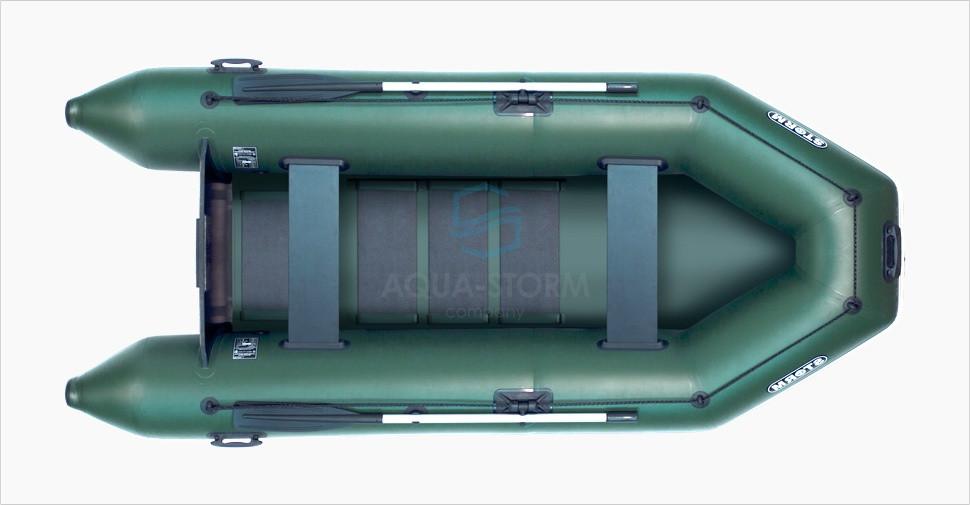 Моторная надувная пвх лодка STORM STM 330