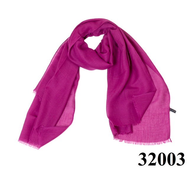 Женский сиреневый шарф Легкий бриз 1