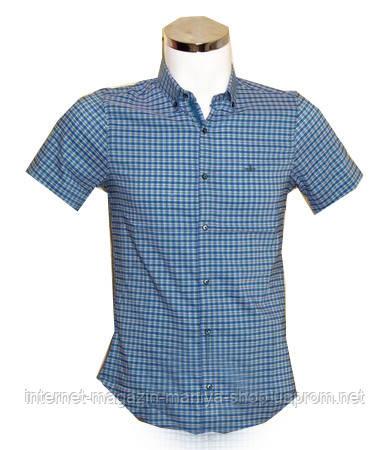 Рубашка мужская Desibel приталенный крой