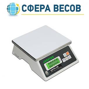 Весы фасовочные Jadever NWTH-K (10 кг), фото 2