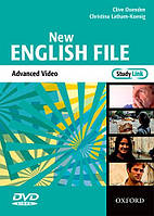 New English File Advanced DVD (DVD диск к курсу)