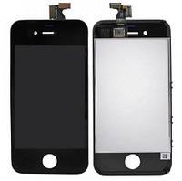 Дисплей Apple iPhone 4S с сенсорным экраном Black (high copy)