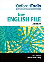 New English File Advanced iTools DVD-ROM (полный интерактивный курс)