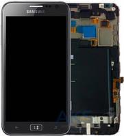 Дисплей Samsung I8750 Ativ S с сенсорным экраном Black
