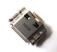 Коннектор зарядки Samsung B7722, C3530, N7000, S5250, S5620, S5830, S6500, S7230 оригинал