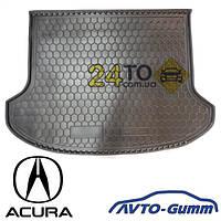 Коврик в багажник для ACURA MDX (2006-...) (Avto-Gumm), Акура МДХ