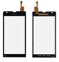 Сенсор Sony C5302 M35h Xperia SP, C5303 M35i Xperia SP Black (high copy)