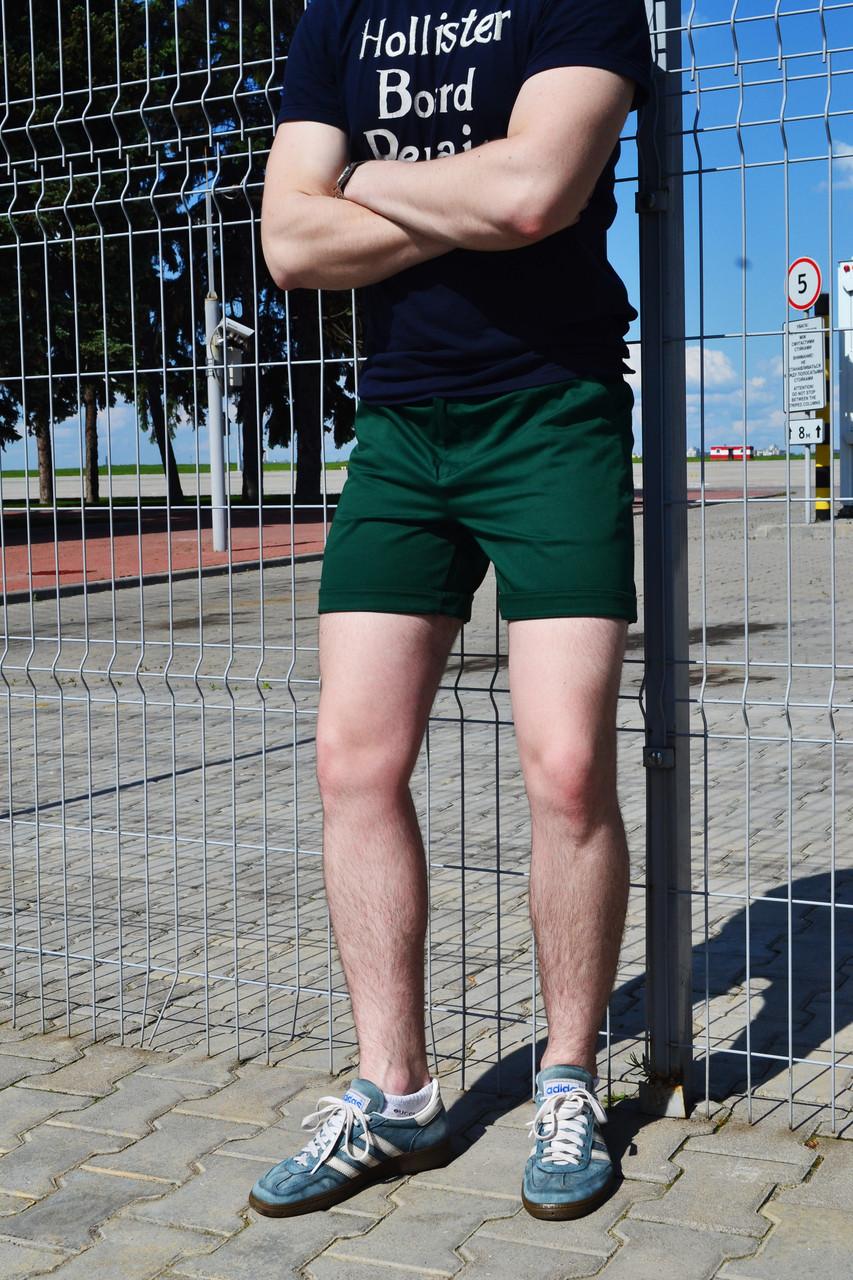 Шорты зеленые мужские ТУР Dandy от Производителя S, M, L, XL