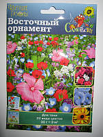 Семена Газон цветущий Восточный орнамент 30 граммов НК