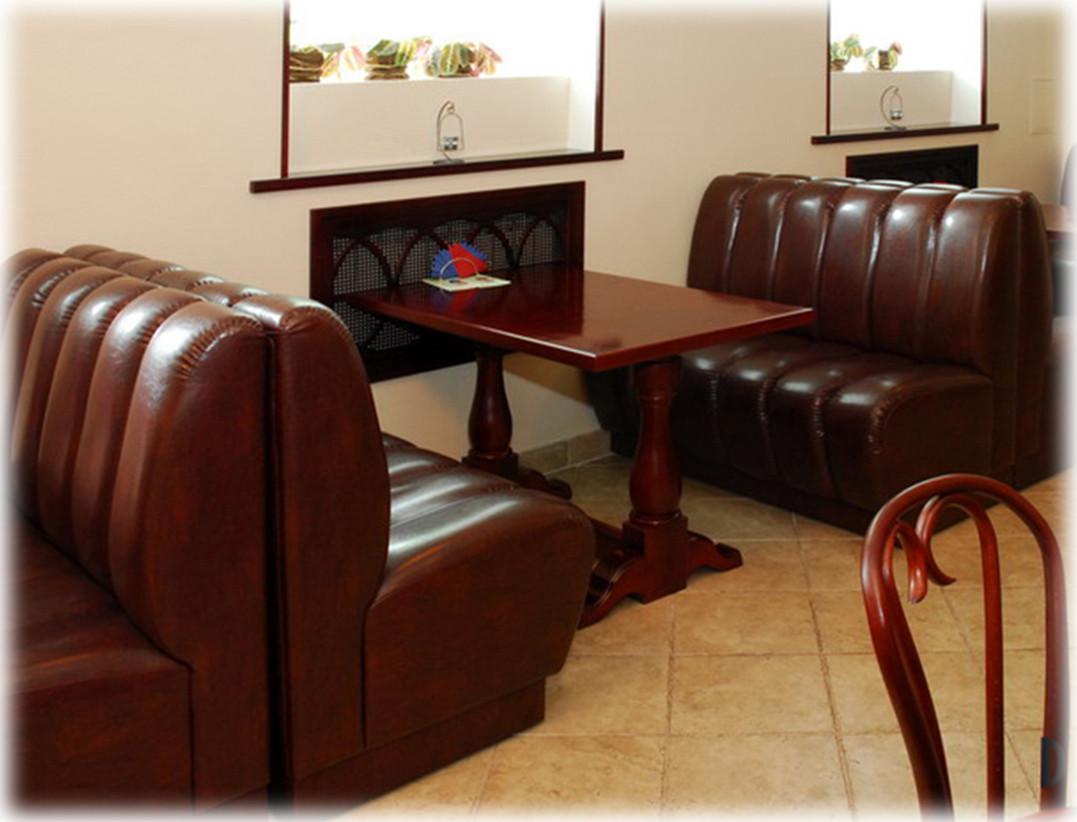 Диван для кафе, баров «Кольт»