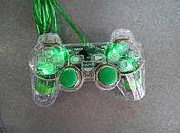 Джойстик на PC K-800 проводной зелёный