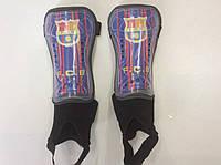 Щитки футбольные с защитой лодыжки клубные BАRS р.М, фото 1