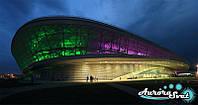 Архитектурная подсветка спортивных сооружений
