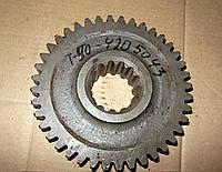 Шестерня привода передних колес Т50-4205043 (Т-40, Д-144), фото 2